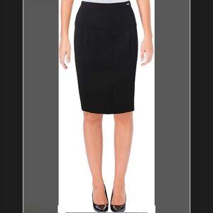 Ivanka Trump Black Knit Skirt